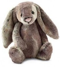 bashful bunny cottontail medium