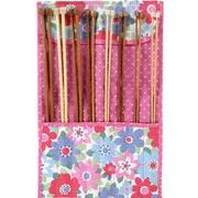 cath kidston knitting roll retro flowers