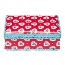 cath kidston sweetheart rose mending kit