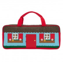 chalet knitting bag