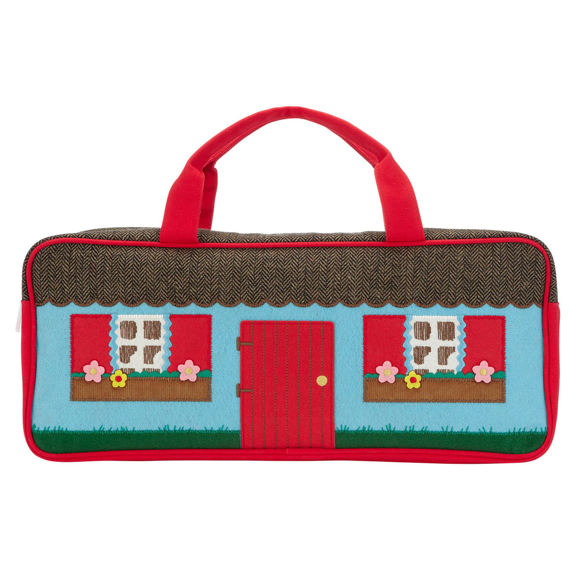 Knitting Bag : Cath Kidston Chalet Knitting Bag - Penny Royal Gifts