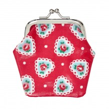 mini clasp purse