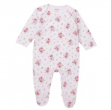 notting hill rose sleepsuit