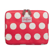 cath kidston big spot red ipad case