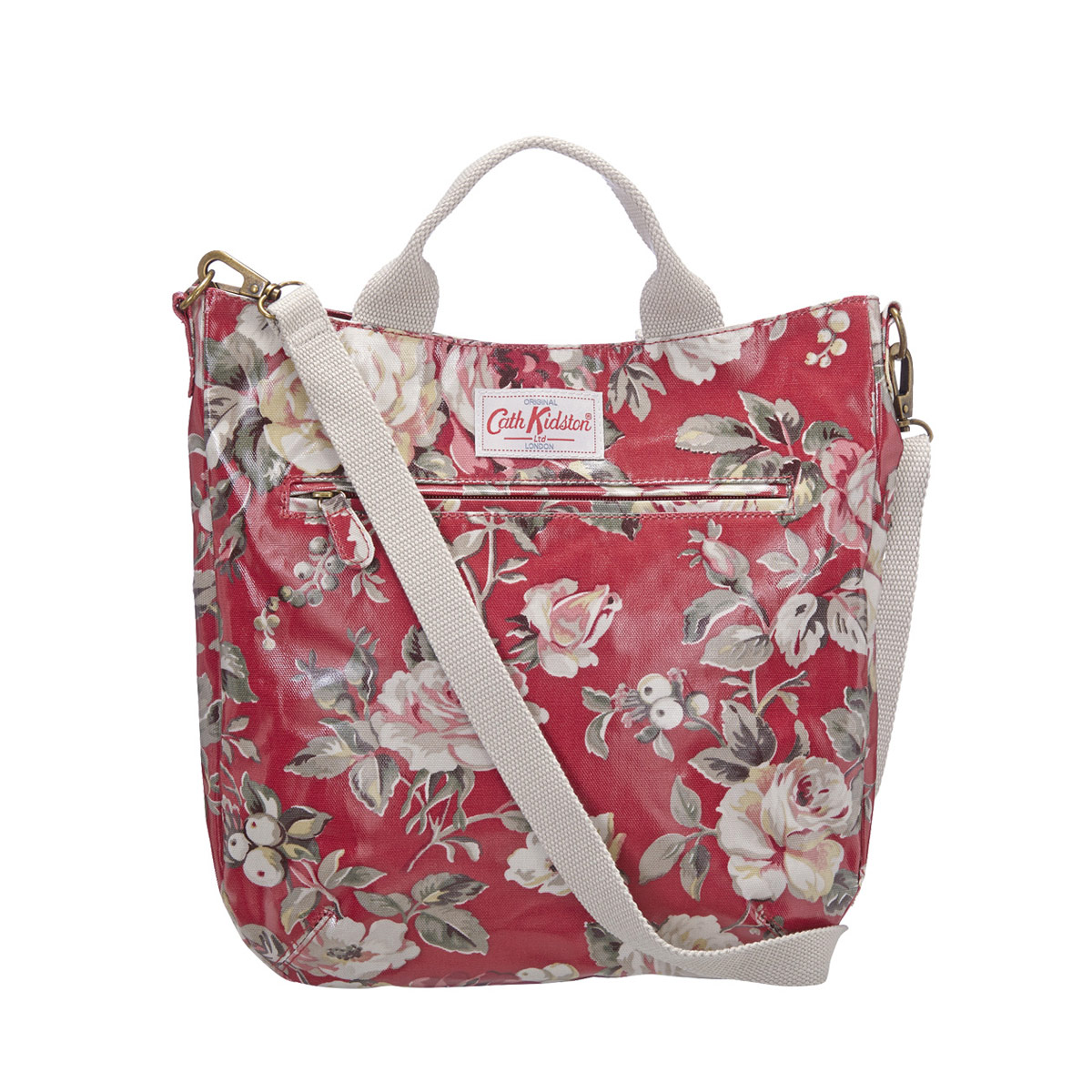 Cath Kidston Garden Rose Red Cross Body Bag – Penny Royal Gifts