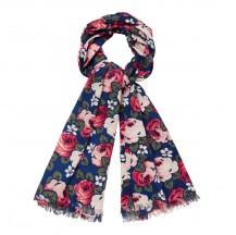 aubrey rose shawl