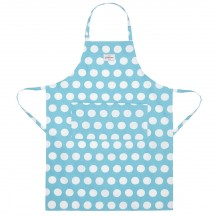big spot apron