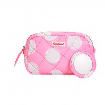 big spot make up bag