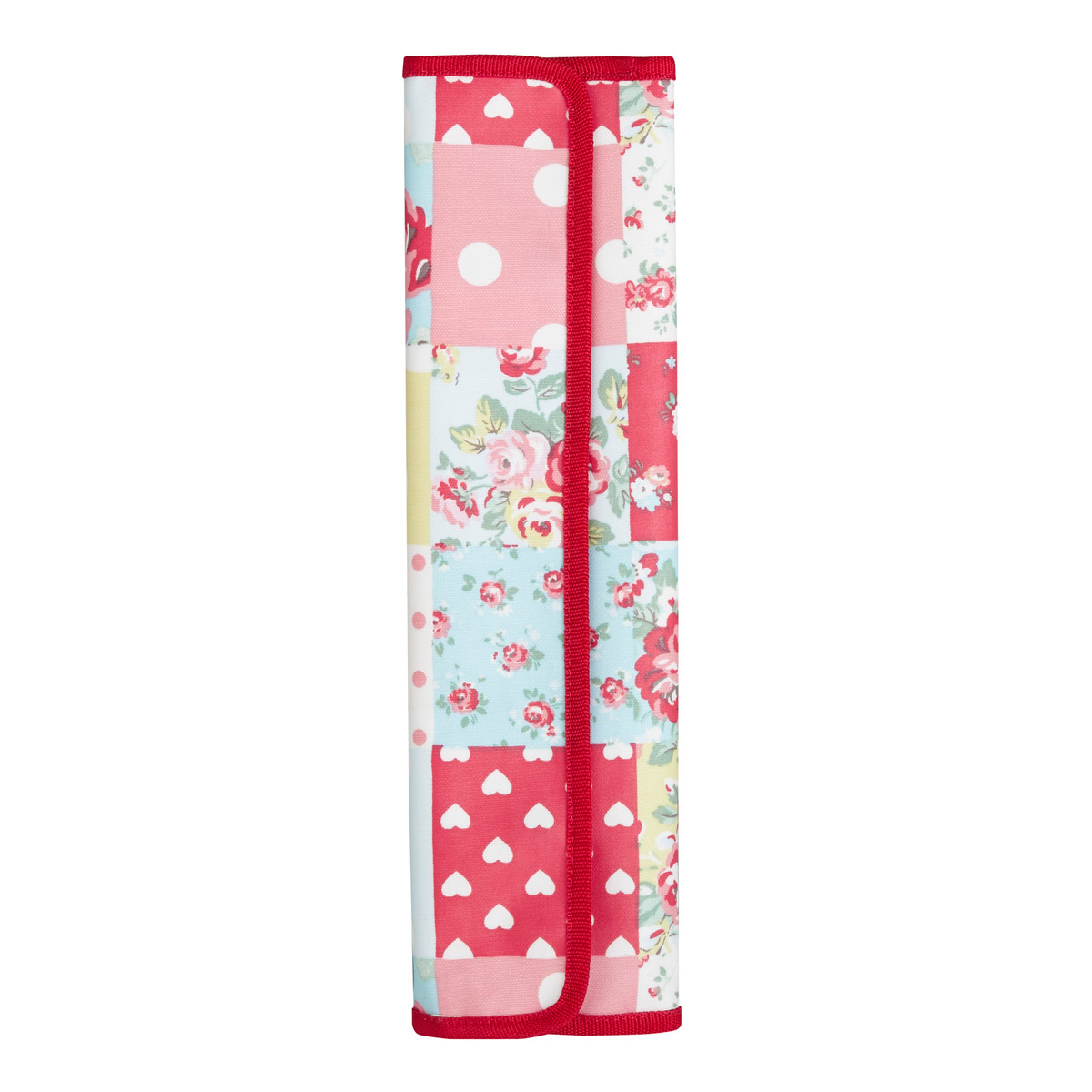 Cath Kidston Patchwork Knitting Needle Roll   Penny Royal Gifts