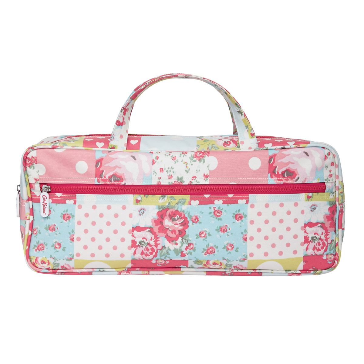 Knitting Bag : Cath Kidston Patchwork Knitting Needle Bag - Penny Royal Gifts