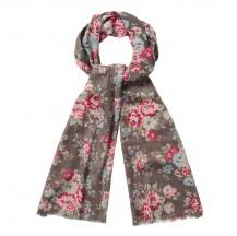 pembridge rose shawl