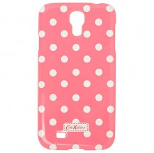 Cath Kidston Little Spot Case for Samsung Galaxy S4, Pink