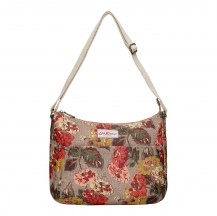Cath Kidston Autumn Bloom All Day Bag Oat 443258