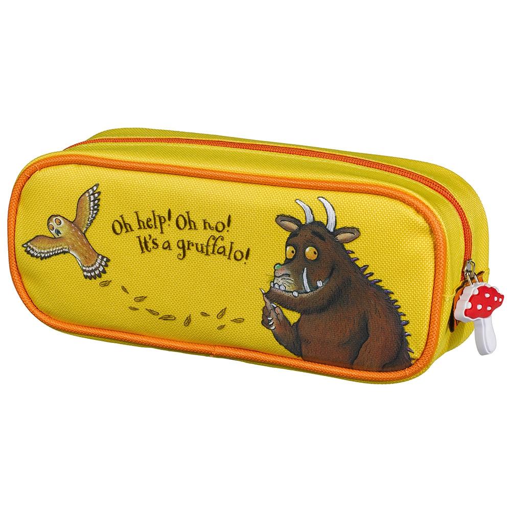 Gruffalo pencil case penny royal gifts for Gruffalo fabric