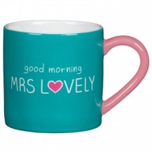 Happy Jackson Coffee Mug Mrs Lovely