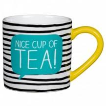 Happy Jackson Coffee Mug Nice Cup Of Tea