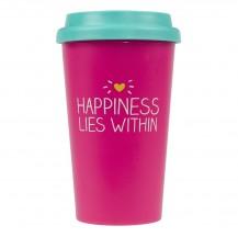 Happy Jackson Travel Mug Happiness
