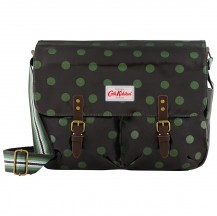 481892 Button Spot Saddle Bag
