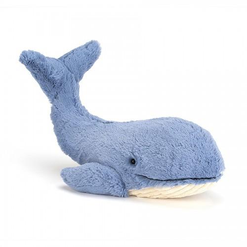 WIL2WWilbur Whale jellycat