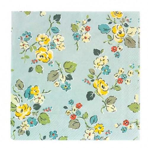 Cath Kidston Woodland Rose Paper Napkins